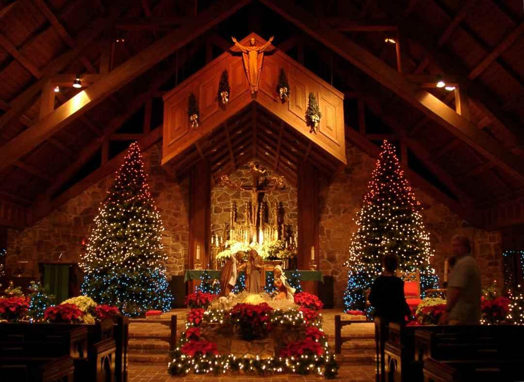Christmas Churchb